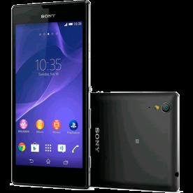"""Smartphone Sony XPERIA T3 D5103 - Preto - 8GB - 4G - Tela 5.3"""" - 8MP - Android 4.4"""