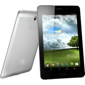 """Tablet FonePad Asus ME371MG-1B042A - Wi-Fi - 3G - Intel Atom Z2420 - RAM 1GB - 16GB - Tela 7"""" - Android 4.1"""