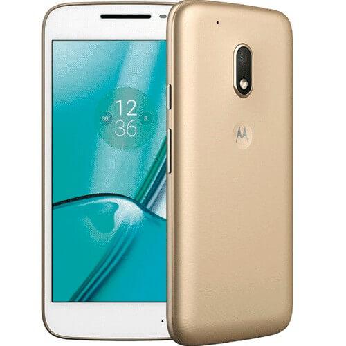 "Smartphone Motorola Moto G XT1603 DTV - Dourado - 16GB - 4G - Dual Chip - 8MP - Tela 5"" - Android 6.0"