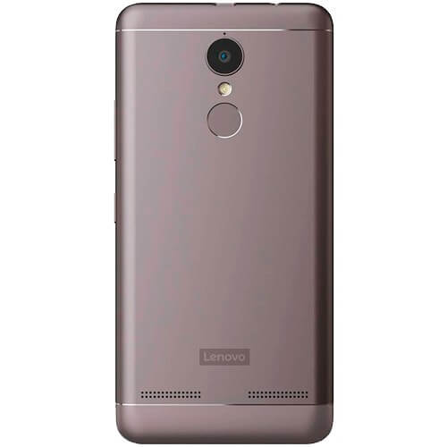 "Smartphone Lenovo Vibe K6 K33B36 - Grafite - 32GB - Dual Chip - 4G - 13MP - tela 5"" - Android 6.0"