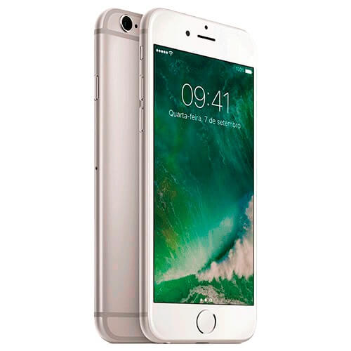 iPhone 6s 128GB Prateado