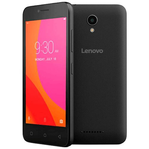 "Smartphone Lenovo Vibe B A2016B30 - Quad Core @ 1.0GHz - 8GB - Dual Chip - 4.5"" - 5MP - Preto - Android 6.0"