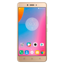 "Smartphone Lenovo Vibe K6 K33B36 32GB - 2GB - Dual-Chip - 13MP - Tela 5"" - Dourado - Android 6.0"