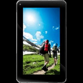 """Tablet CCE Motion Tab T735 com processador Cortex A8 de 1.2GHz de velocidade, memória interna de 4GB, câmera frontal de 0.3MP, navegue pela internet com conexão Wi-Fi, tela de 7"""" e sistema..."""