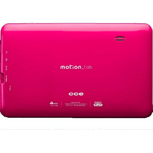 """Tablet CCE Motion Tab TR91RS - Rosa - Cortex A8 - 4GB - Wi-Fi - Tela 9"""" - Android 4.0"""