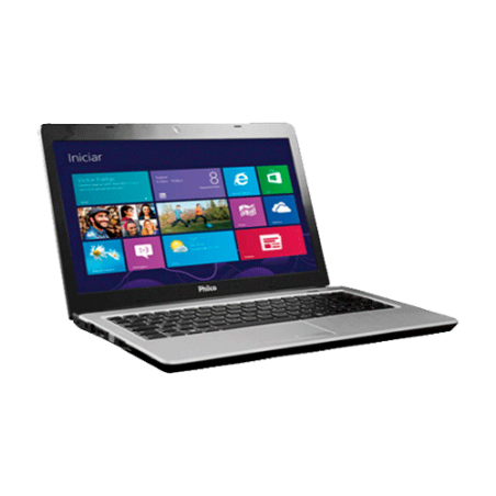 "Notebook Lenovo 14I-P744WB - Dual Core - HD 500GB - RAM 4GB - LED 14"" -  Windows 7 Home Basic"