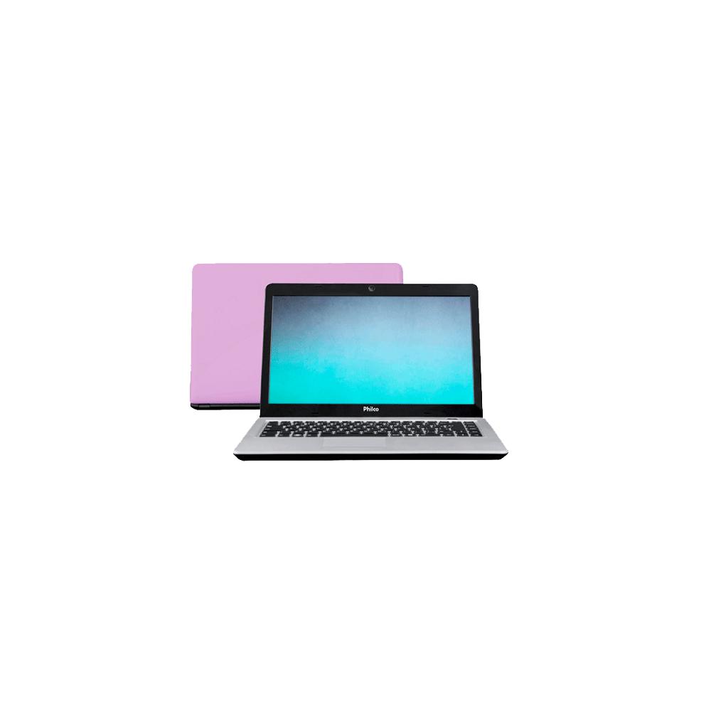 "Notebook Philco 14I2-R744LM - AMD Phenom II X2 - RAM 4GB - HD 500GB - LED 14"" - Linux"