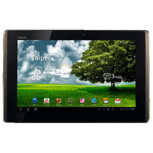 Tablet Asus TF101G-1B192A - 3G - Wi-Fi - NVIDIA Tegra 2 - 16GB - Tela LED 10.1'' – Câmera 5MP - Android 3.0
