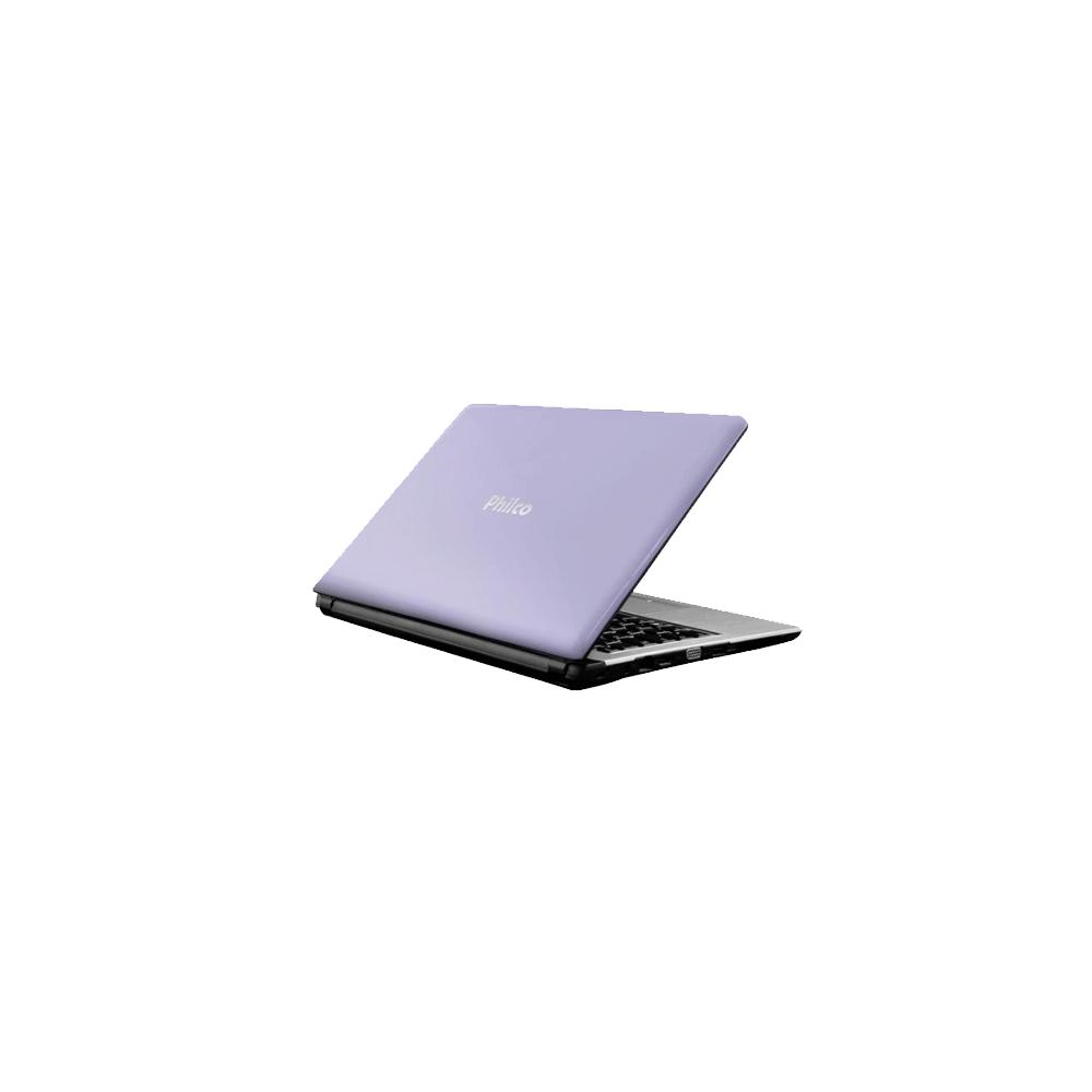 "Notebook Philco Slimbook 14I-L744LM - AMD Brazos Dual Core - RAM 4GB - HD 500GB - Tela 14"" - Linux"