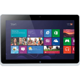 "Tablet Acer Iconia W510-1440B - Intel Atom - RAM 2GB - HD 64GB - 10.1"" - Windows 8."