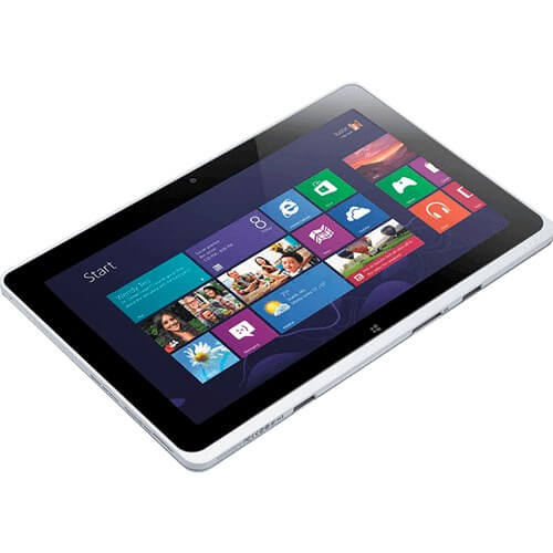 "Tablet Acer Iconia W510-1440B - Intel Atom - RAM 2GB - HD 64GB - 10.1"" - Windows 8."