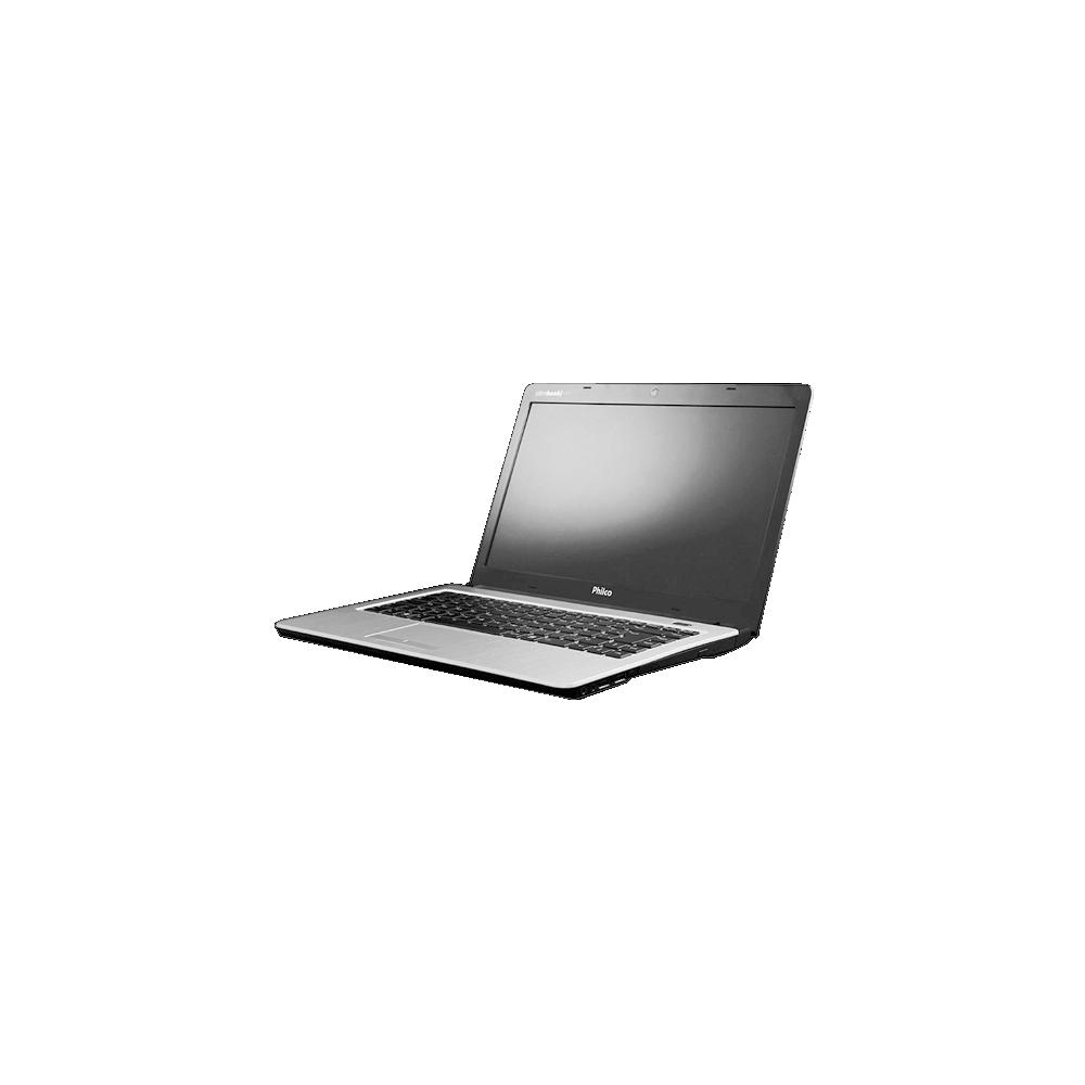 """Notebook Philco 14G2-B144WB - Intel Atom Dual Core - RAM 4GB - HD 500GB - LED 14"""" - Windows 7"""