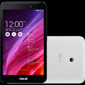 """Tablet FonePad Asus ME372CG-1B073A, navegue pela internet com conexão Wi-Fi e 3G, sistema operacional Android 4.4, processador Intel Atom Z2560, tela LED de 7"""", memória RAM de 1GB, memória interna..."""