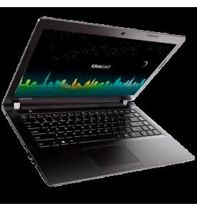 """Notebook Lenovo 80R7006VBR Preto - Intel Dual Core - RAM 2GB - HD 500GB - Tela 14"""" - Linux"""