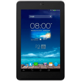 "Tablet FonePad 7 Asus ME372CG-1A096A - Wi-Fi - 3G - Intel Atom - 8GB - LED 7"" - Android 4.4"