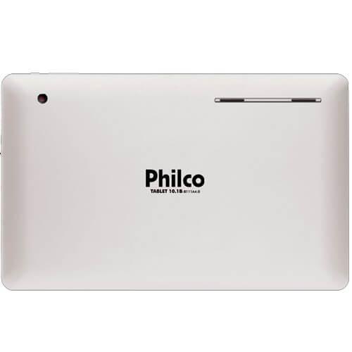 "Tablet Philco 10.1B-B211A4.0 Branco - ARM Cortex A9 - Armazenamento 8GB - Tela 10.1"" - Android 4.1"