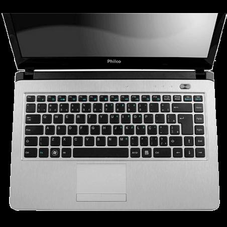 "Notebook Philco Slimbook 14I-B723W8SL - HD 320GB - AMD BRAZOS - Tela 14"" - RAM 2GB - Windows 8 Single - Branco"