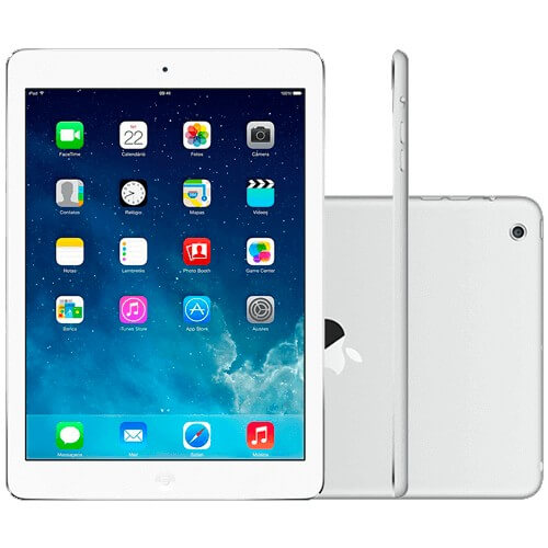 iPad Air Apple 16GB Prata