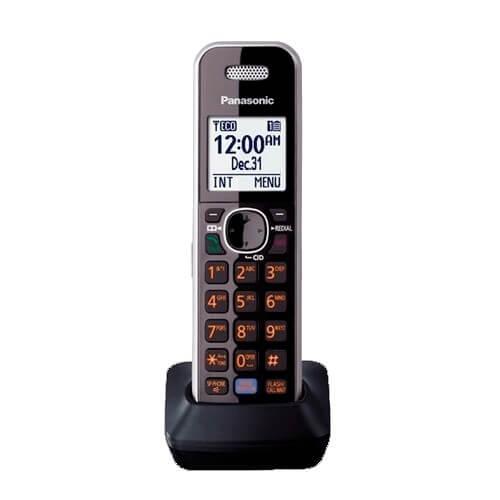 Monofone (Ramal) s/ fio Panasonic KX-TGA680LBS para telefone Panasonic KX-TG7841LBS