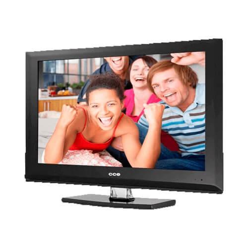 """TV Monitor CCE LED24TV - Tela LED 24"""" - Full HD - HDMI - Anti-Reflexo - Preto"""