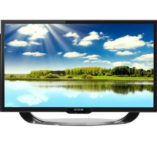 "TV LED CCE 32"" LN32G Preto - Entradas USB e HDMI - Conversor Integrado"