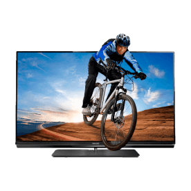 "TV Smart LED 3D 42"" Philips 42PFL7007G/78 - Ambilight - Full HD - HDMI - USB - Conversor Digital"