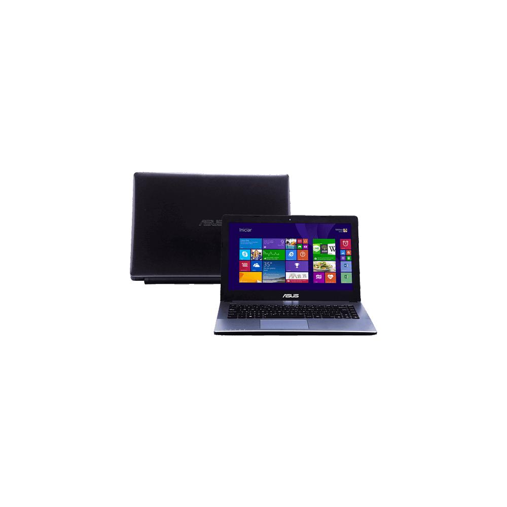"Notebook Asus X450LC-BRA-WX063H - Intel Core i5-4200U  - RAM 6GB - HD 500GB - LED 14"" - NVIDIA GeForce GT 720M - Windows 8.1"