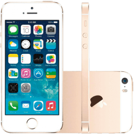 iPhone 5s de 16GB Dourado