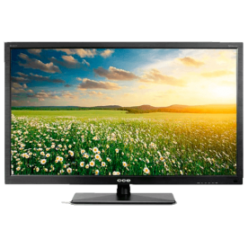 "TV LED 32"" CCE LK32G Preta - Widescreen - HDTV - Audio PC - HDMI - Conversor Digital Integrado"