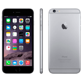 iPhone 6 Plus 128GB Prateado
