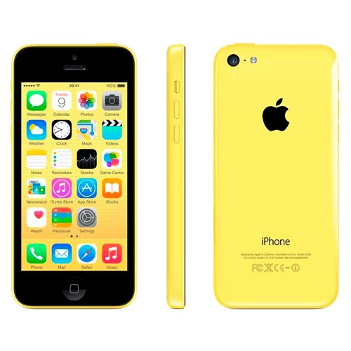 iPhone 5C 16GB Amarelo