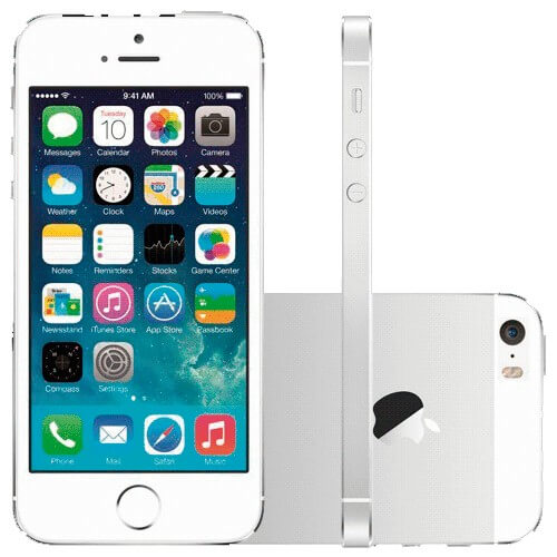iPhone 5s 32GB Branco