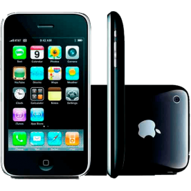 iPhone 3GS 16GB Preto