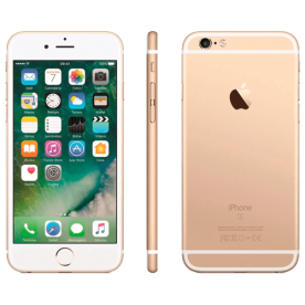 iPhone 6 Plus 128GB Dourado