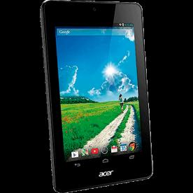 """Tablet Acer Iconia One 7 B1-730_2CK - Preto - Intel Atom - RAM 1GB - Memória Flash 8GB - Tela 7"""" - Android 4.2"""