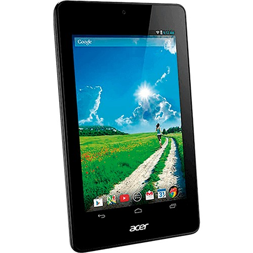 "Tablet Acer Iconia One 7 B1-730_2CK - Preto - Intel Atom - RAM 1GB - Memória Flash 8GB - Tela 7"" - Android 4.2"