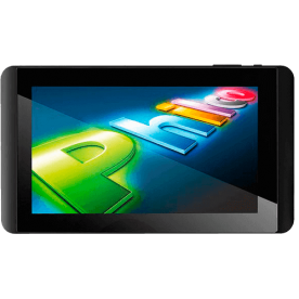 "Tablet Philco 7A-P111A4.0 - ARM Cortex A8 - RAM 1GB - Câmera 2MP - 8GB - Tela 7"" - Android 4.0"