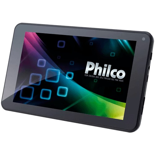 """Tablet Philco 10.1A-B111A4.0 - Processador ARM Cortex A8 - Preto - Câmera 2MP - 8GB - Tela 10.1"""" - Android 4.0"""