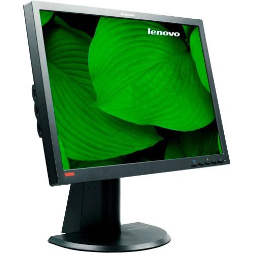 "Monitor Lenovo ThinkVision LT1952p LCD 19"" - Widescreen - 1440x900 - 1000:1 - Brilho 250 cd/m² - Entrada VGA"