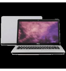 """Notebook Philco 14G-S144LM-B - Prata - Intel Atom N2600 - RAM 4GB - HD 320GB - Tela 14"""" - Linux Mandriva"""