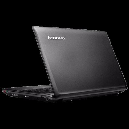Notebook Lenovo G460-94304024 - Intel Core i3 M370 - RAM 2GB - HD 320GB - Preto - Windows 7 Home Basic