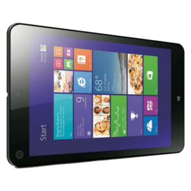 "Tablet Lenovo Thinkpad 8 20BN002DBR Preto - Intel Atom Z3770 - 64GB - 8MP - Tela 8.3"" - Windows 8.1"