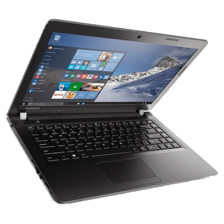 "Notebook Lenovo Ideapad 110-15IBR-80W20000BR - Intel Celeron - RAM 4GB - HD 1TB - Tela 15.6"" - Windows 10"