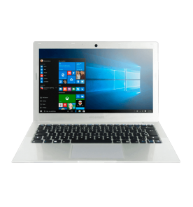 "Notebook Megaware HSW131-02 - RAM 4GB - Intel Core i3-4030U - HD 500GB - Tela 13.3"" - Windows 10"