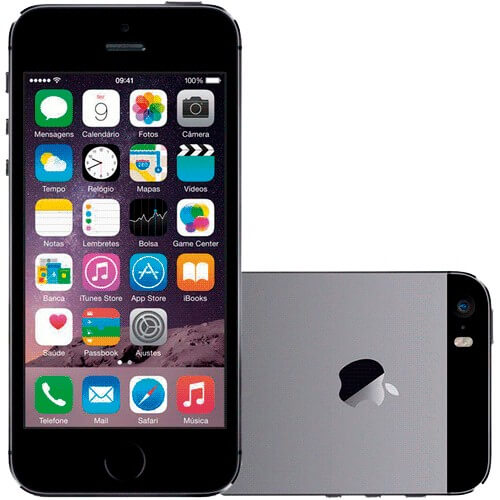 8fc61846d iPhone 5s 64GB Preto