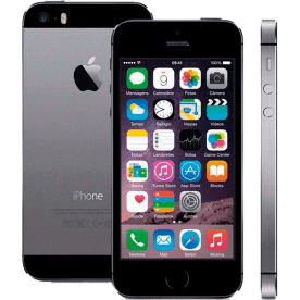 iPhone 5s 64GB Preto