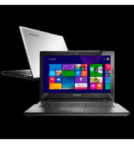 "Notebook Lenovo G40-80-80JE000FBR - Intel Core i5-5200U - RAM 8GB - HD 1TB - LED 14"" - Windows 10"