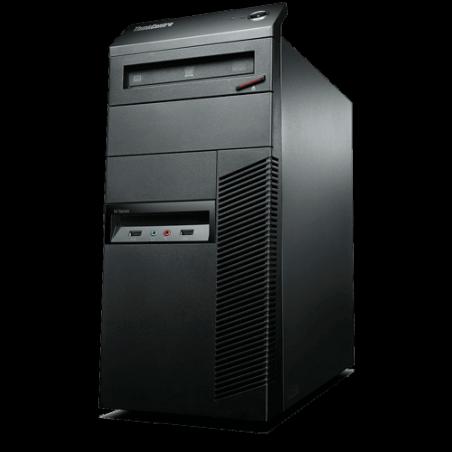 Computador Lenovo ThinkCentre Manchester 7033AS5 Intel Core i5-2400 @3.10GHz  4GB HD 250GB Preto Windows 7 Professional