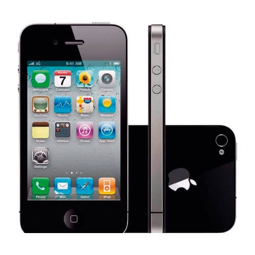 iPhone 4s 32GB Preto