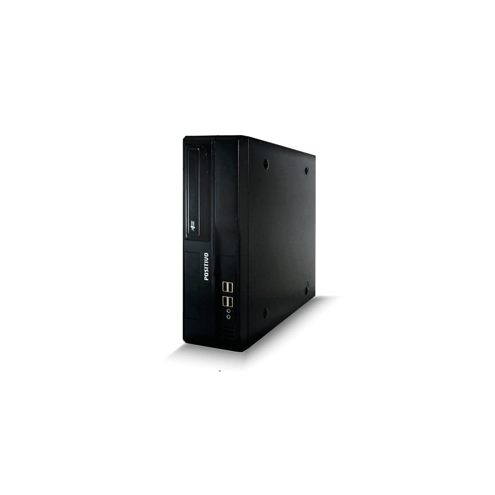Computador Desktop Positivo D580 Master – Intel Core i5 - 4GB RAM – 500GB HD
